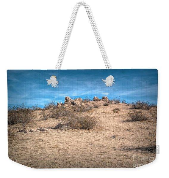 Rocks On The Hill Weekender Tote Bag