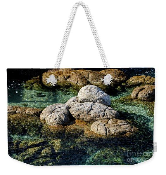 Rocks Resembling Loaves Of Bread Weekender Tote Bag