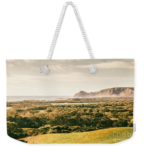 Rocky Capes And Rugged Coasts Weekender Tote Bag