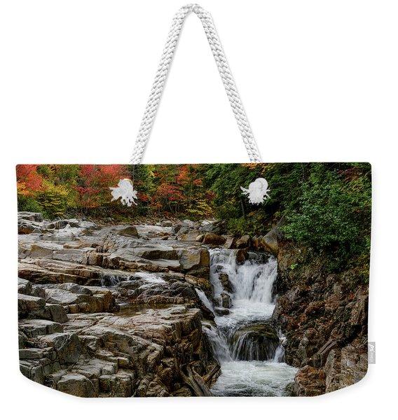 Rocky Gorge 2 Nh Weekender Tote Bag