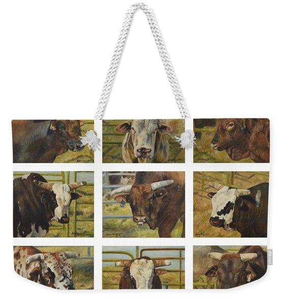 Rodeo Royalty Weekender Tote Bag