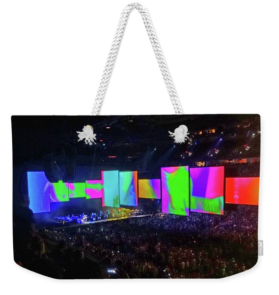 Roger Waters Tour 2017 - Another Brick In The Wall II  Weekender Tote Bag