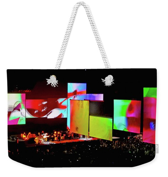 Roger Waters Tour 2017 - Another Brick In The Wall IIi Weekender Tote Bag