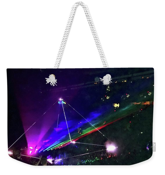 Roger Waters Tour 2017 - Eclipse Part 2 Weekender Tote Bag
