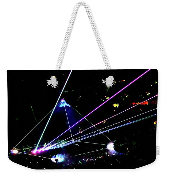 Roger Waters Tour 2017 - Eclipse  Weekender Tote Bag