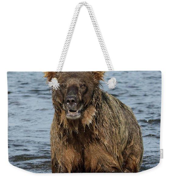 Rogue Bear  Weekender Tote Bag