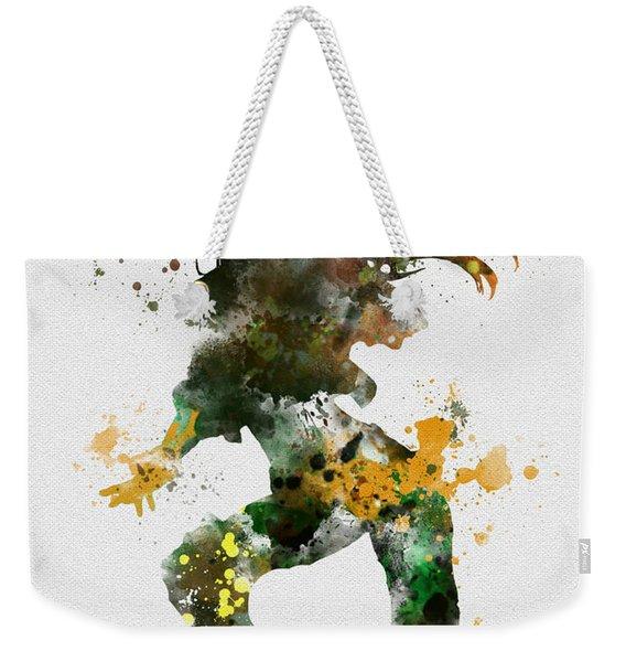 Rogue Weekender Tote Bag