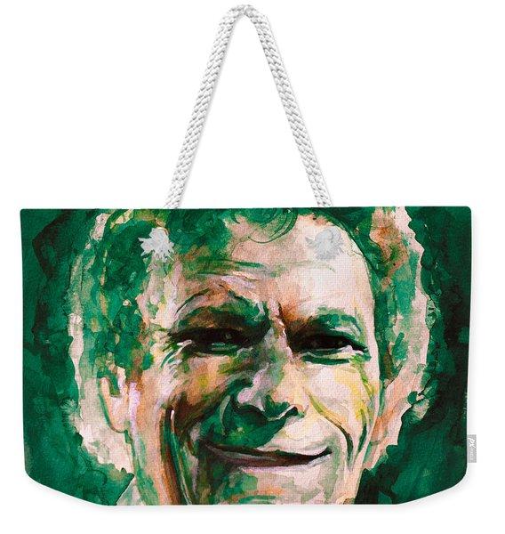 Allez Les Verts - Saint Etienne Weekender Tote Bag