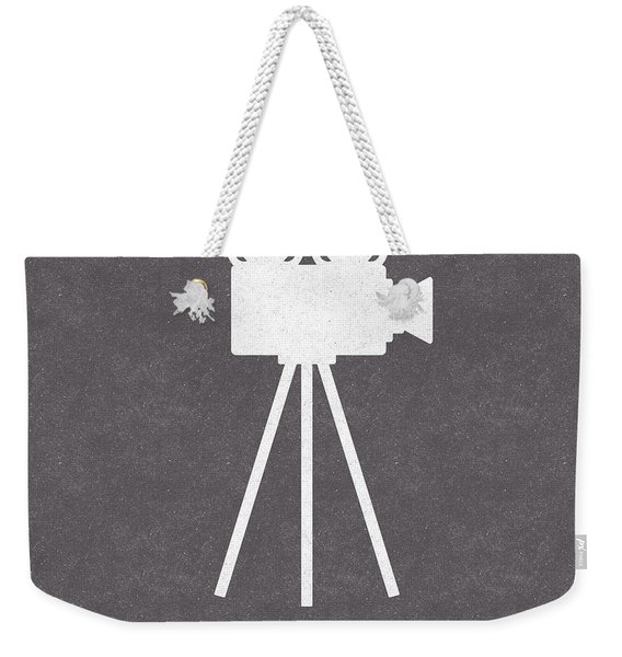 Roll Camera- Art By Linda Woods Weekender Tote Bag