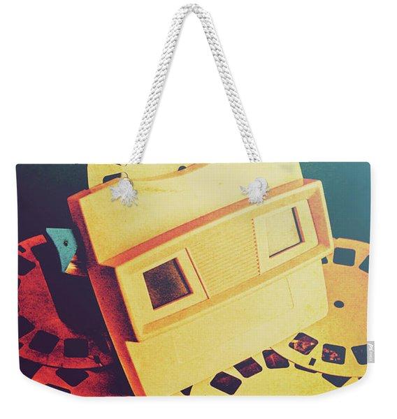 Roll Of Memories Weekender Tote Bag