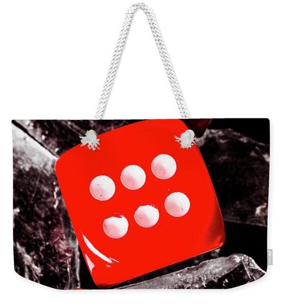 Roll Play Of Still Life Weekender Tote Bag