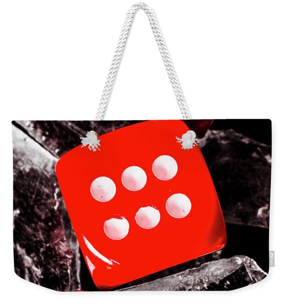 Roll Play Of Still Life Weekender Tote Bag
