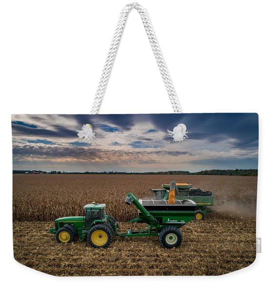 Rolling By Weekender Tote Bag