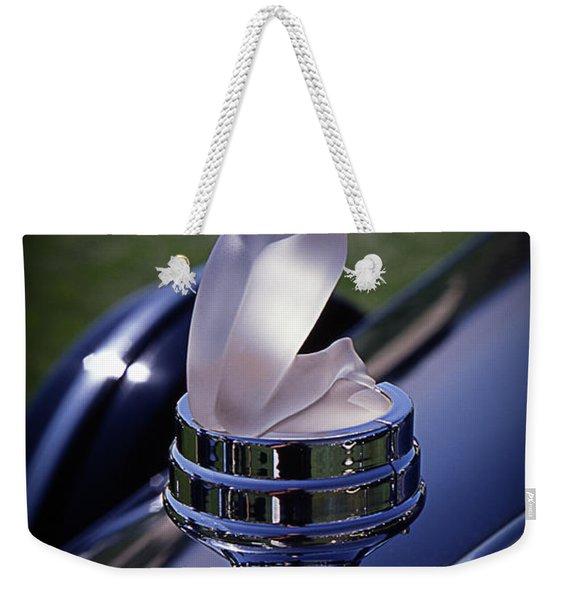Rolls Lady Weekender Tote Bag