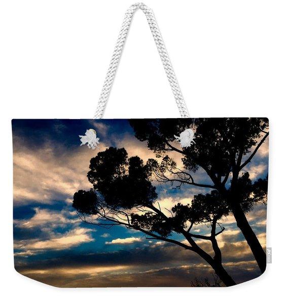 Roman Sunset Weekender Tote Bag