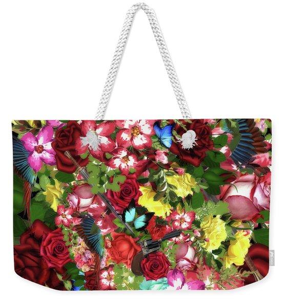 Romantic Mood  Weekender Tote Bag
