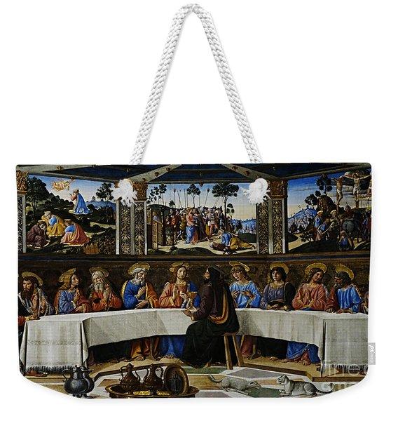 Rome 18 Weekender Tote Bag