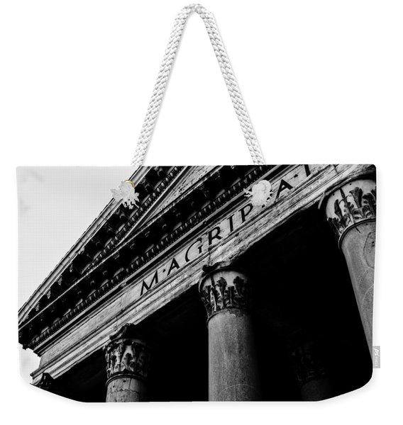 Rome - The Pantheon Weekender Tote Bag