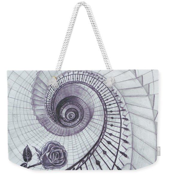 Romeo And Juliet Weekender Tote Bag