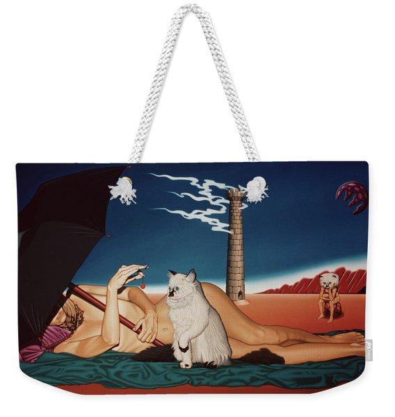 Romeo's Nightmare Weekender Tote Bag