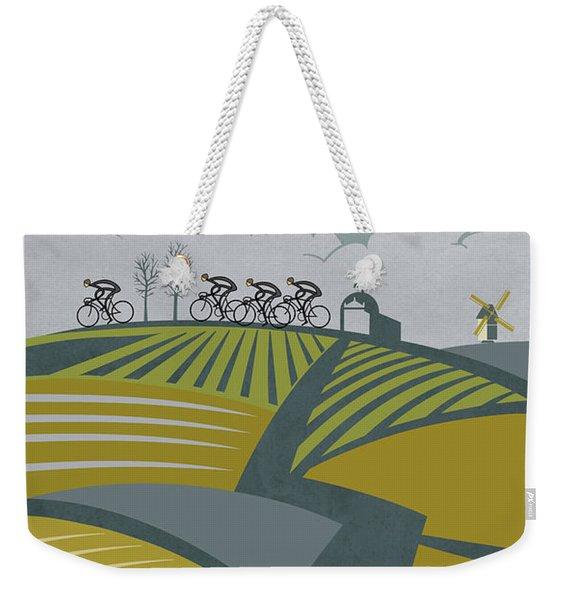 Ronder Van Vlaanderen Weekender Tote Bag