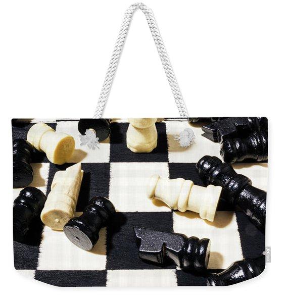 Rook Of The Year Weekender Tote Bag