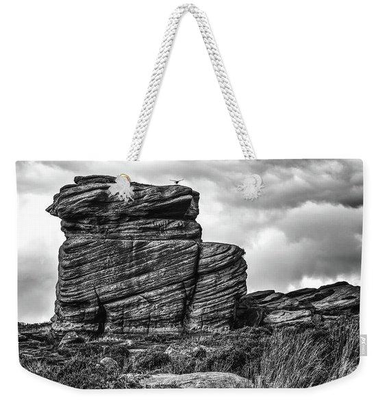 Rook Rock Weekender Tote Bag