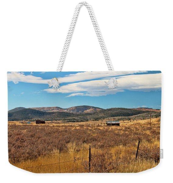 Room To Roam - Colorado Weekender Tote Bag