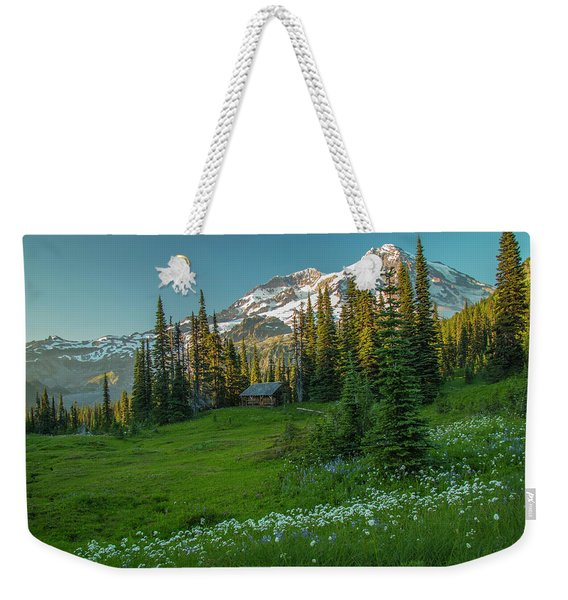 Room With A View 2 Weekender Tote Bag
