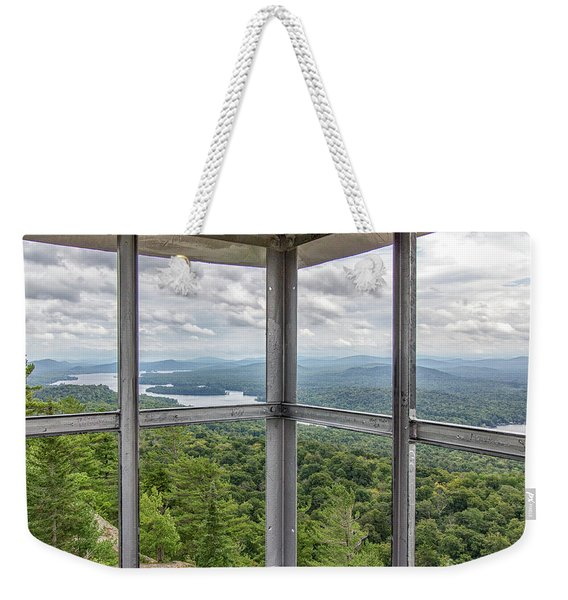 A Room With A View Weekender Tote Bag