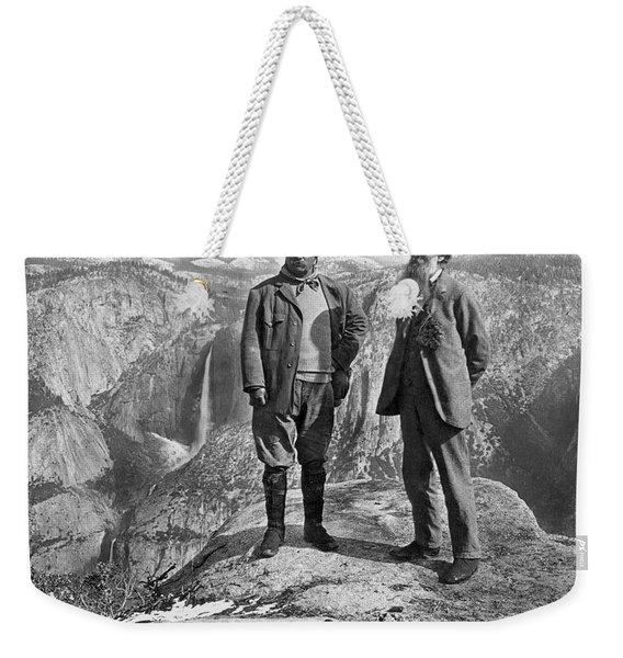 Roosevelt & Muir Weekender Tote Bag