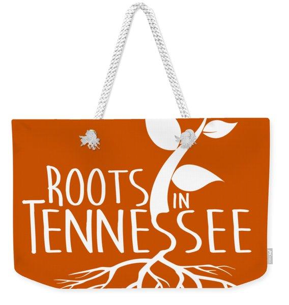 Roots In Tennessee Seedlin Weekender Tote Bag
