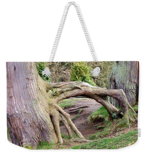 Roots Of Strength Weekender Tote Bag