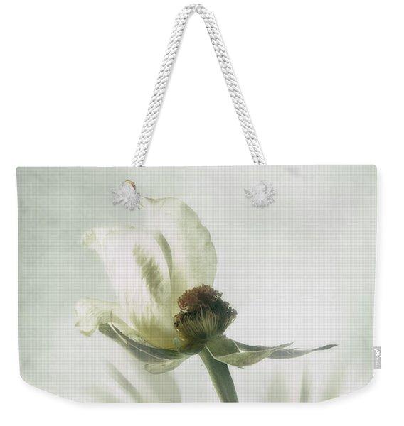 Rose Abstract Weekender Tote Bag