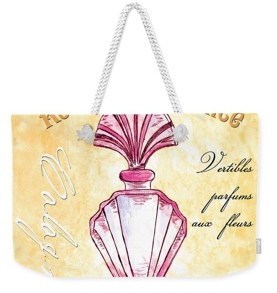 Rose De Provence Weekender Tote Bag