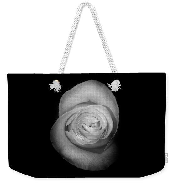 Rose From The Shadows Weekender Tote Bag