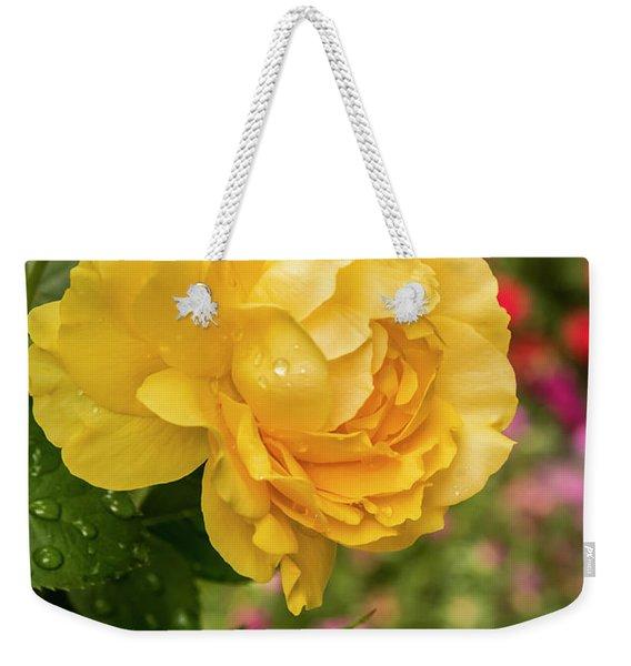 Rose, Julia Child Weekender Tote Bag