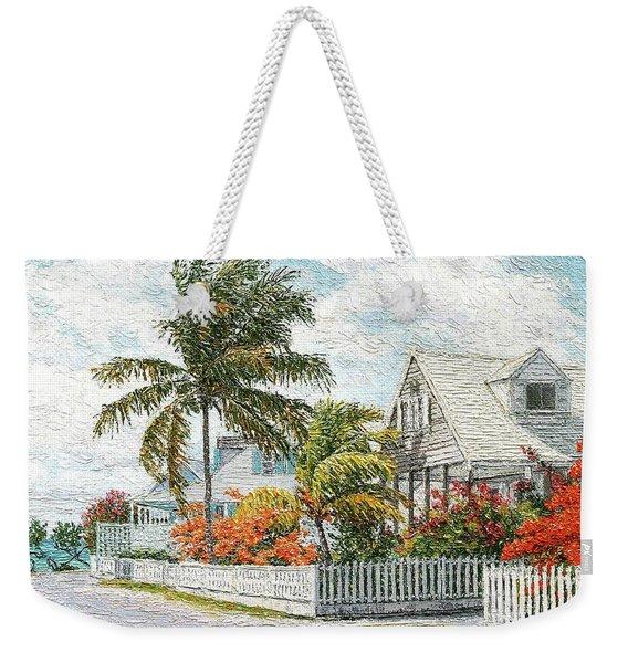 Rosebud Briland Weekender Tote Bag