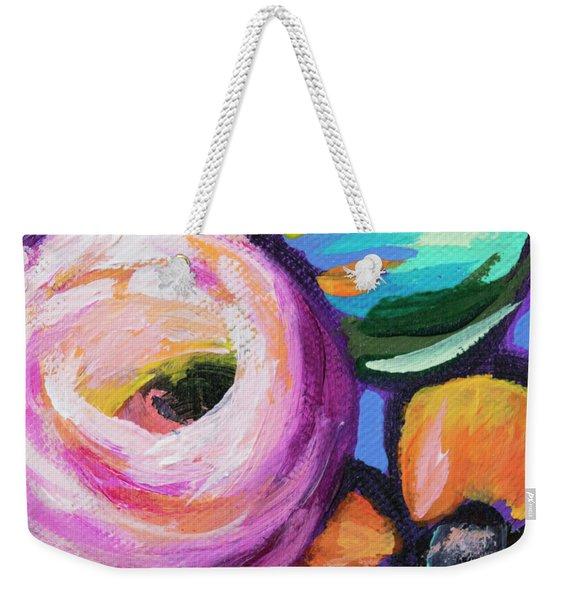 Rosey Senorita Weekender Tote Bag