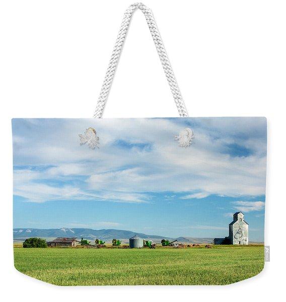 Ross Fork, Montana Weekender Tote Bag
