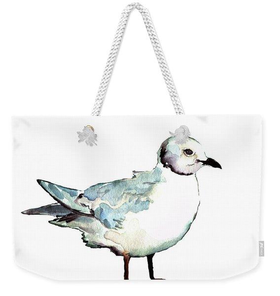 Ross's Gull Weekender Tote Bag