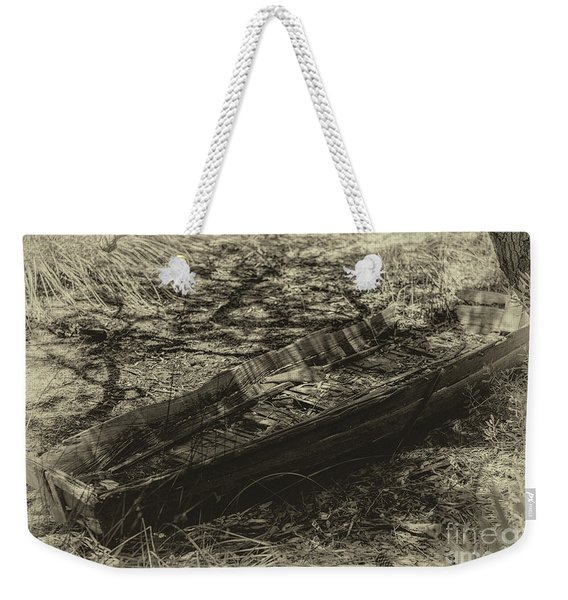Rot And Decay Weekender Tote Bag