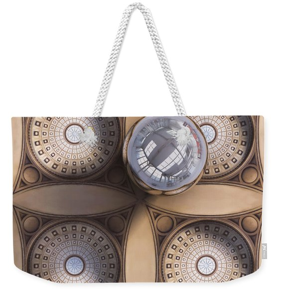 Rotunda 4 Ways Weekender Tote Bag