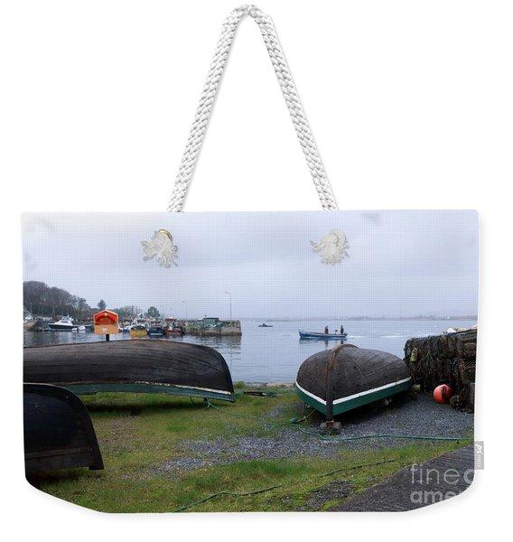Roundstone 2 Weekender Tote Bag