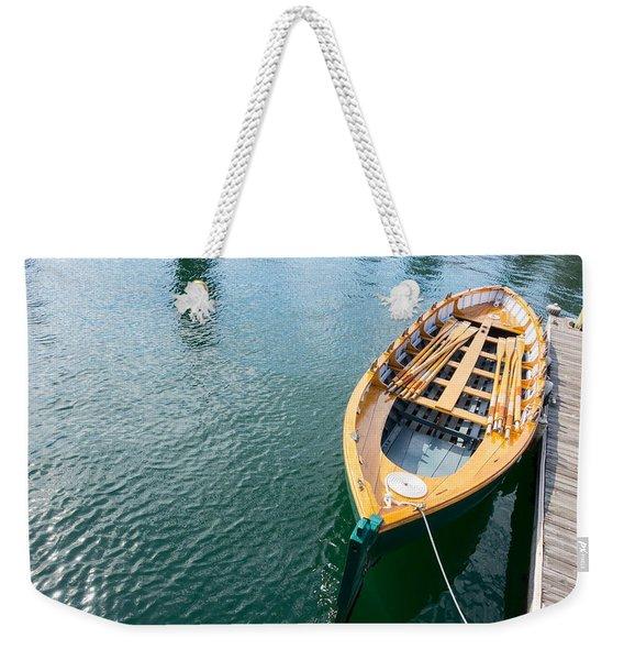 Rowboat Weekender Tote Bag