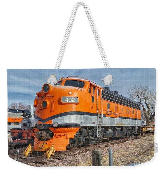 Royal Gorge Route 402 Weekender Tote Bag