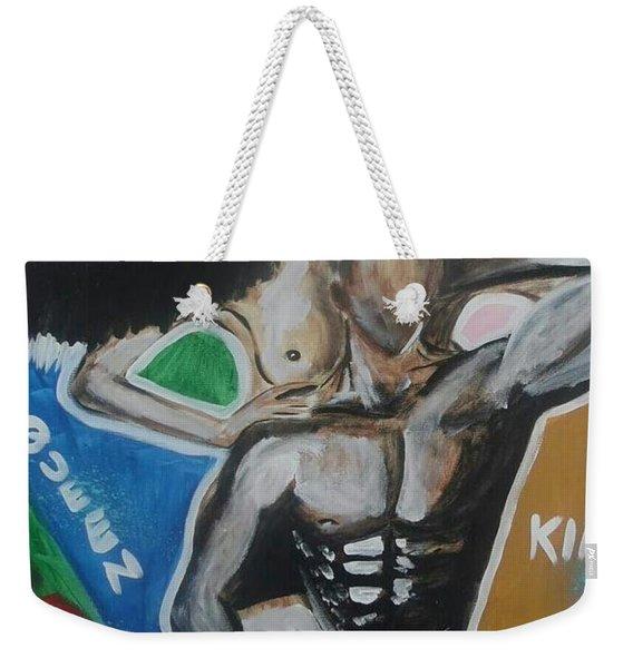 Royal Love Weekender Tote Bag