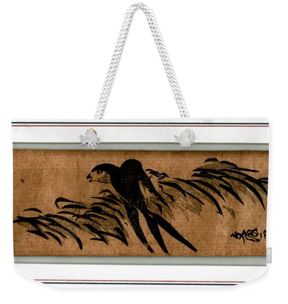 Roys Collection 3 Weekender Tote Bag