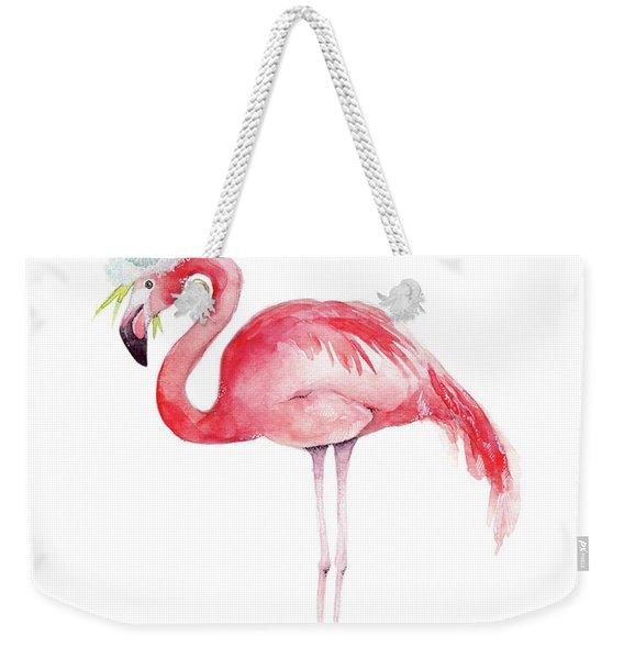 Ruby Rose Weekender Tote Bag