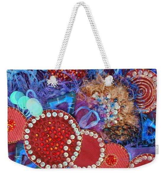 Ruby Slippers 3 Weekender Tote Bag